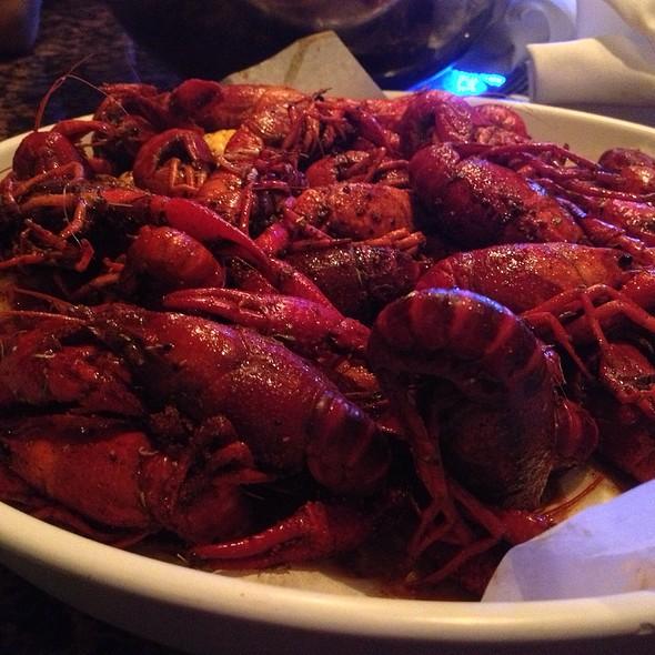 Crawfish @ Pappadeaux Seafood Kitchen