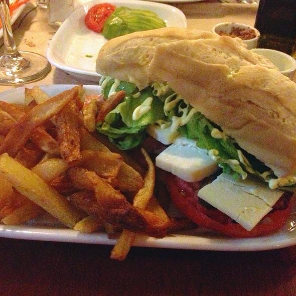 Sandwich Clasique