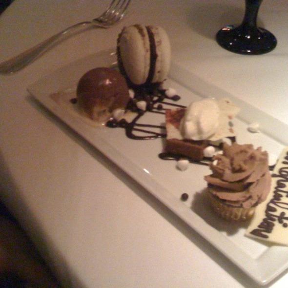 Chocolate Dessert @ Boulevard