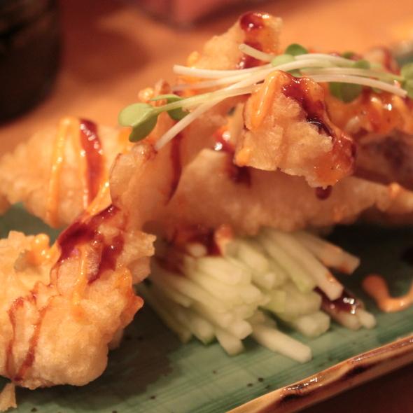 Sushi Bar Appetizer @ Oyama Sushi