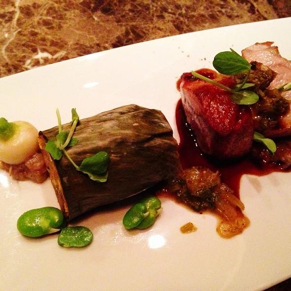 Pork Loin - Victor Restaurant, Toronto, ON