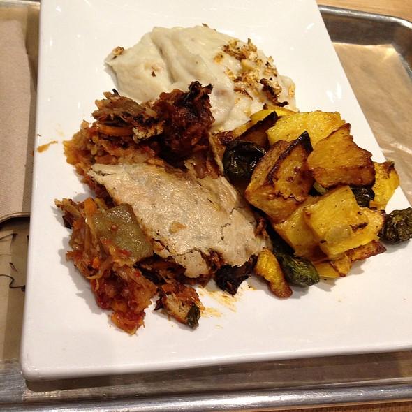 Hu Kitchen Menu - New York, New York - Foodspotting