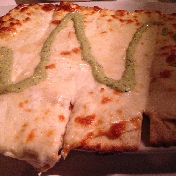 Quattro Formaggi Pizza - Amerigo - West End, Nashville, TN