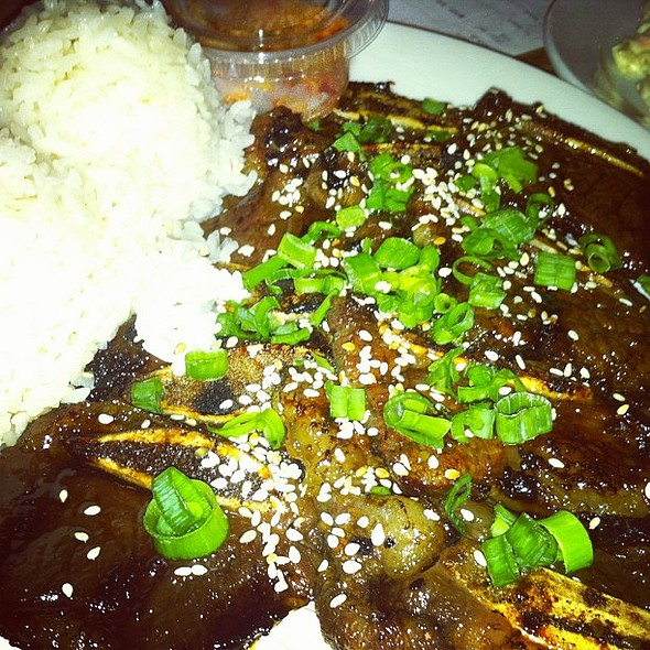 Kalbi Plate @ Kakaako Kitchen