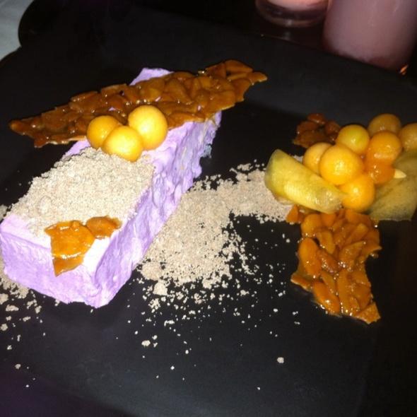 Lavendar Honey Creme Fraiche Semi Freddo @ Candybar