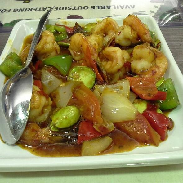 Udang Pete Belacan @ Pondok Sari Wangi Restaurant@ Citisquare