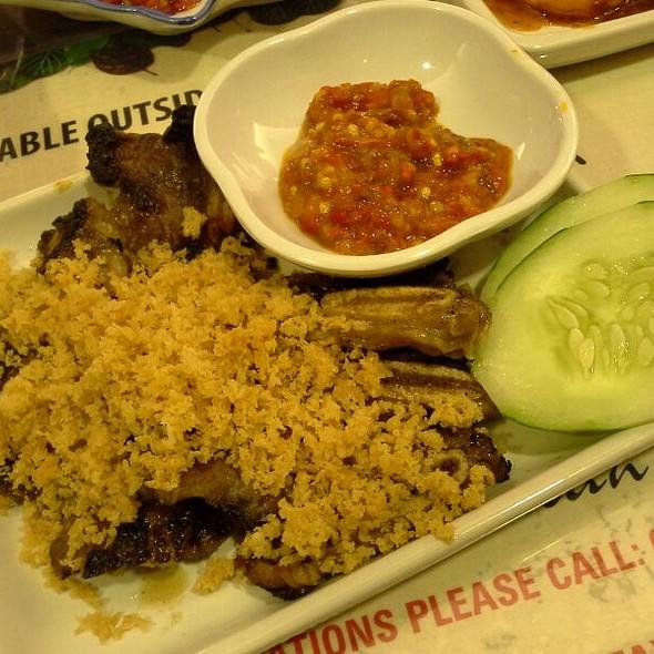 Iga Penyet @ Pondok Sari Wangi Restaurant@ Citisquare