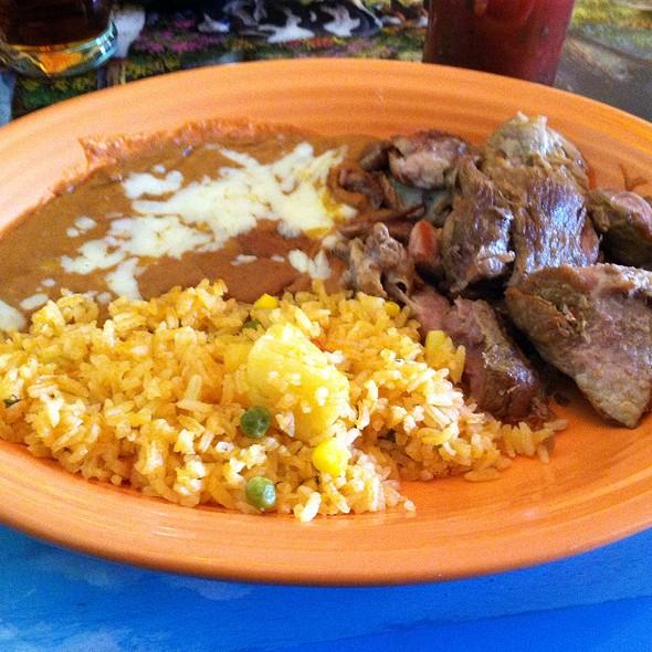Carnitas @ El Jimador Mexican Restaurant