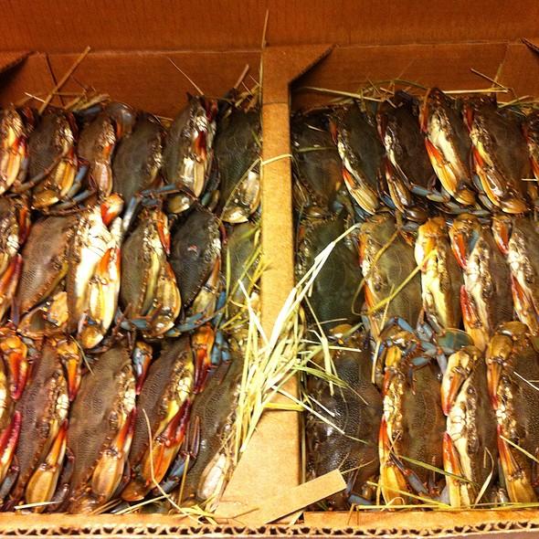 Soft Shell Crab - Solstice Kitchen, Columbia, SC