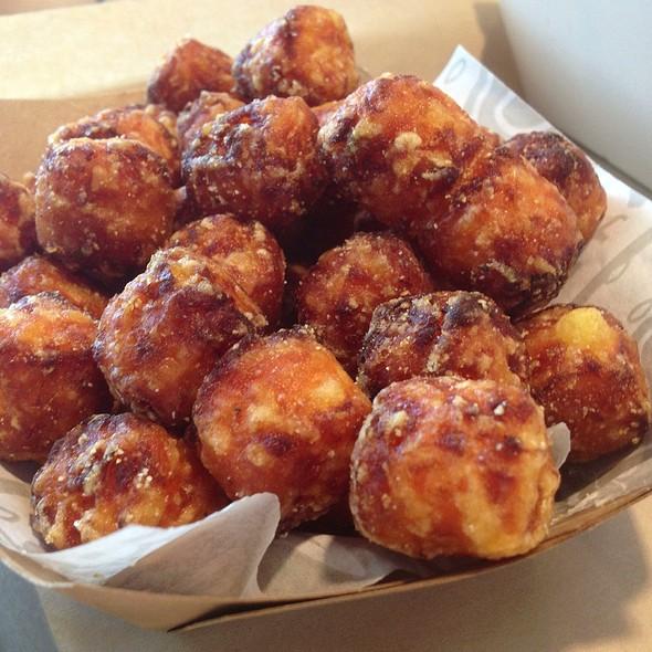 Sweet Potato Tots @ Krush Burger Restaurant