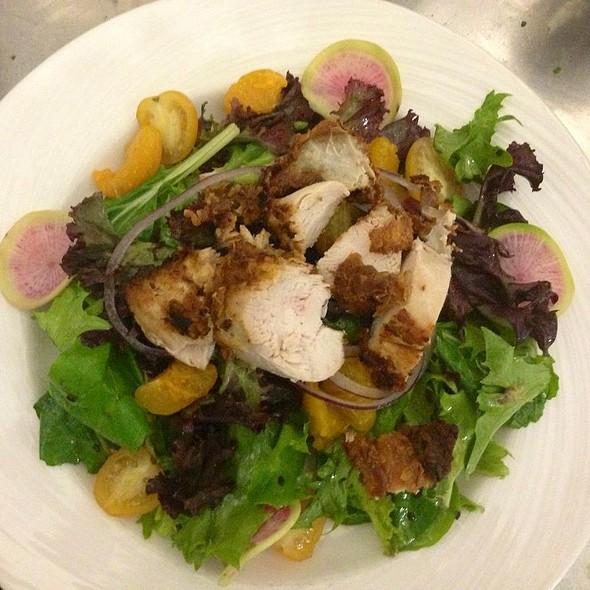 Fried Chicken Salad - Gertrude's - Baltimore, Baltimore, MD