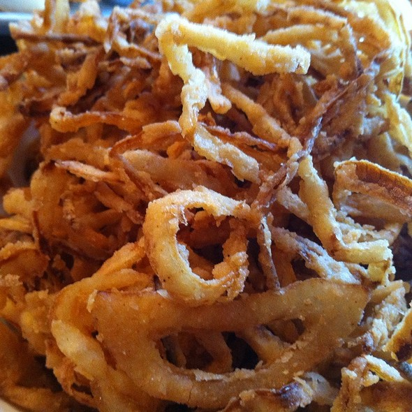 Onion Rings - Jake's Burger, Brookfield, WI