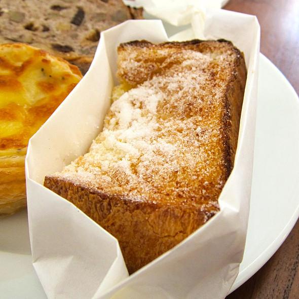 French Toast @ Bonjour Garden