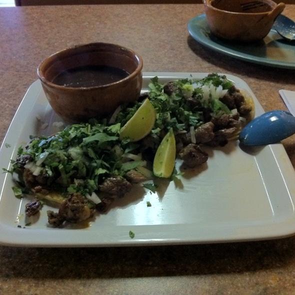 Tacos @ Mexico's Deli