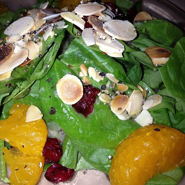 Spinach Salad @ Stone Bar Inn
