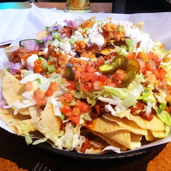 Triple Threat Nachos @ Buffalo Wild Wings