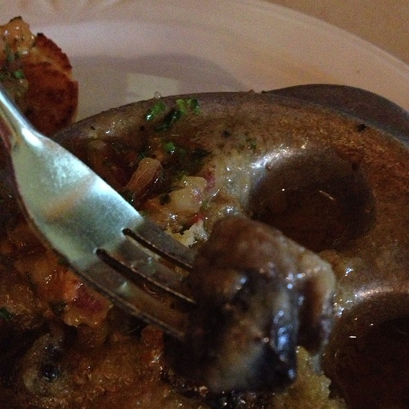 Escargot @ Stone Bar Inn