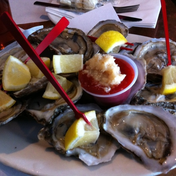 Oysters @ J's Oyster