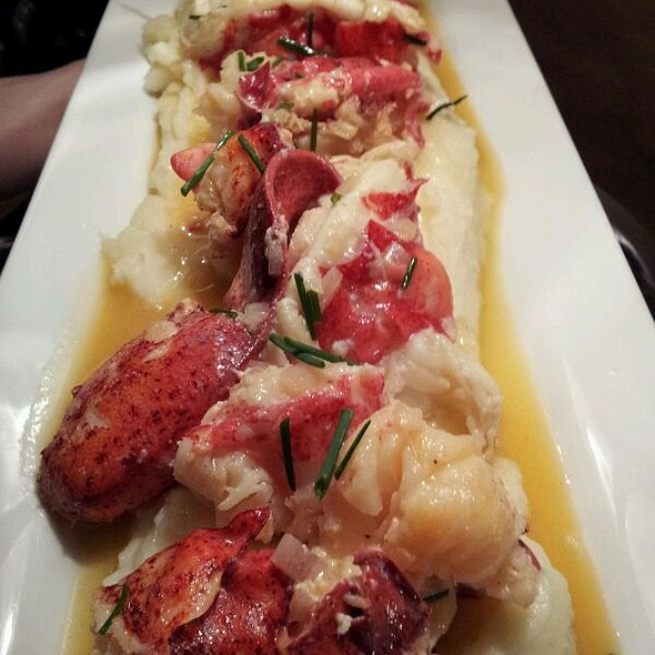 Lobster Mashed Potatoes @ Chef Matt's Kitchen & Consulting