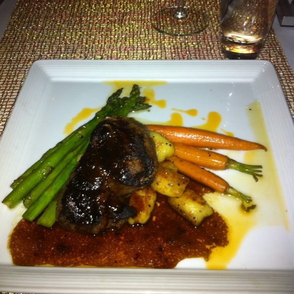 Beef Tenderloin (Dine Around Limited Menu) - Cut Steakhouse, Halifax, NS