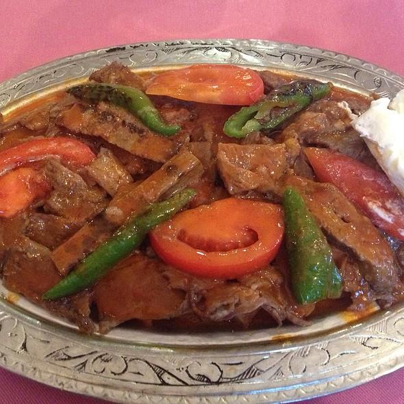 Iskender Kebab @ Niyazi Bey
