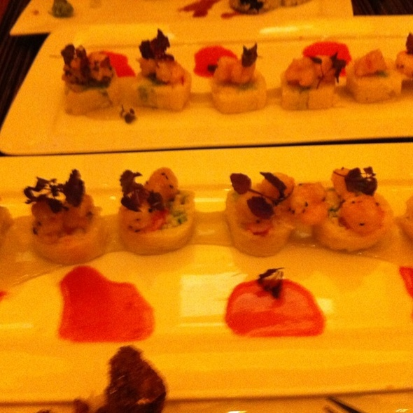 Rock Shrimp Sushi - Feng Asian Bistro and Hibachi, Canton, CT