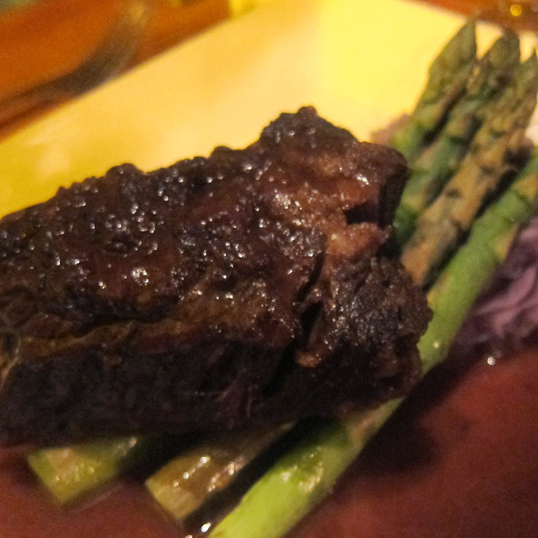 Beef shortrib - Ze Mean Bean Cafe, Baltimore, MD