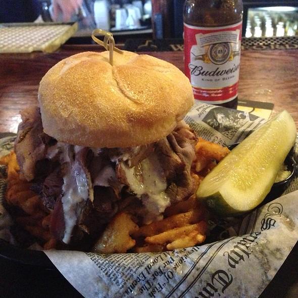 Pit Beef Sandwich @ Berwyn Tavern