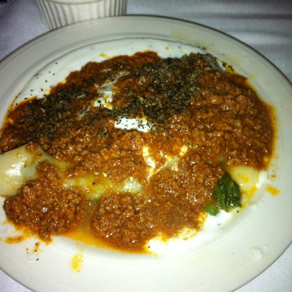 Afghan Aushak - The Helmand Restaurant, Baltimore, MD