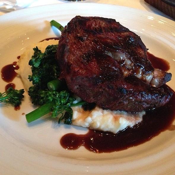 Ribeye Steak @ Farmstead at Long Meadow Ranch