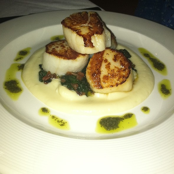 Scallops - Jamestown FiSH, Jamestown, RI