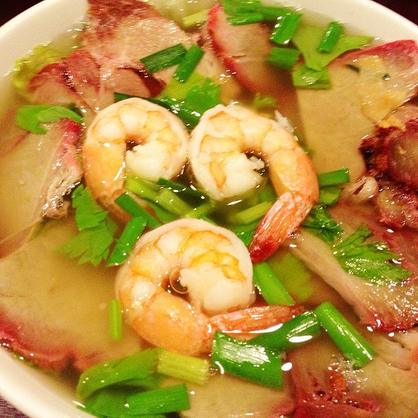 Beef And Shrimp Phò @ Vietnam Restaurant