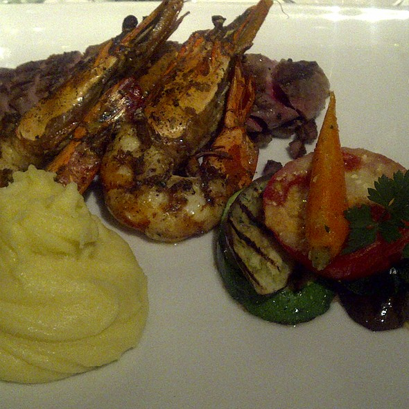 Surf And Turf @ Cafe Verbena