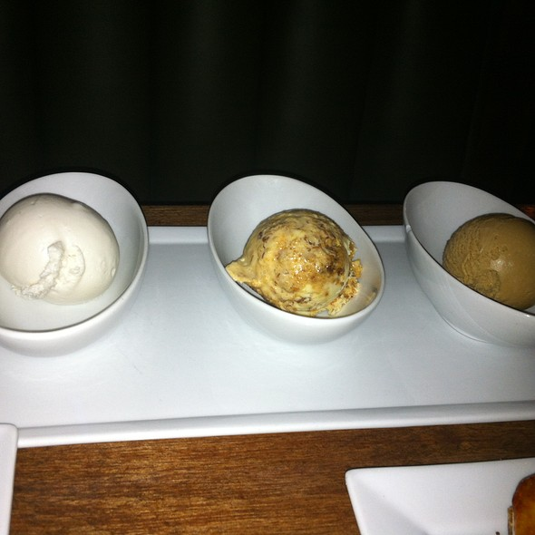 Ice Cream - Rustic Canyon Wine Bar, Santa Monica, CA
