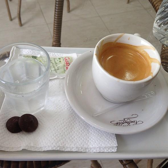 Espresso @ Palazzo Sorveteria E Cafeteria