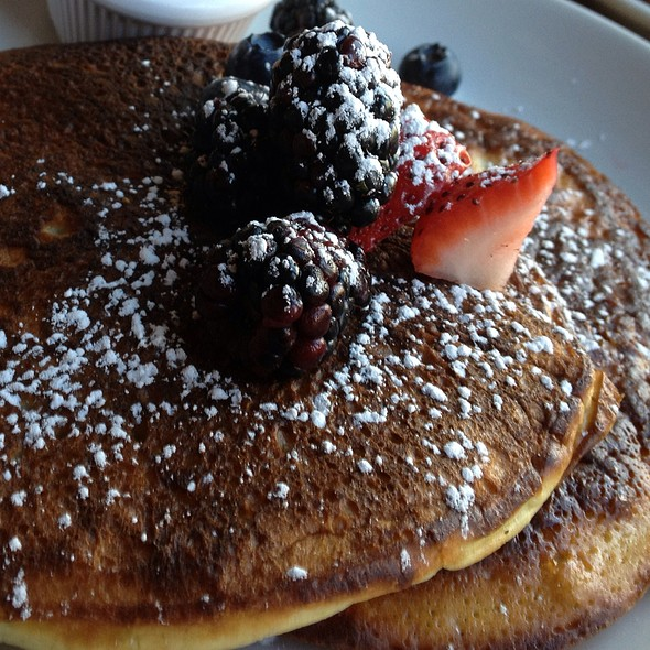 pancakes - Sweet Grass Grill, Tarrytown, NY