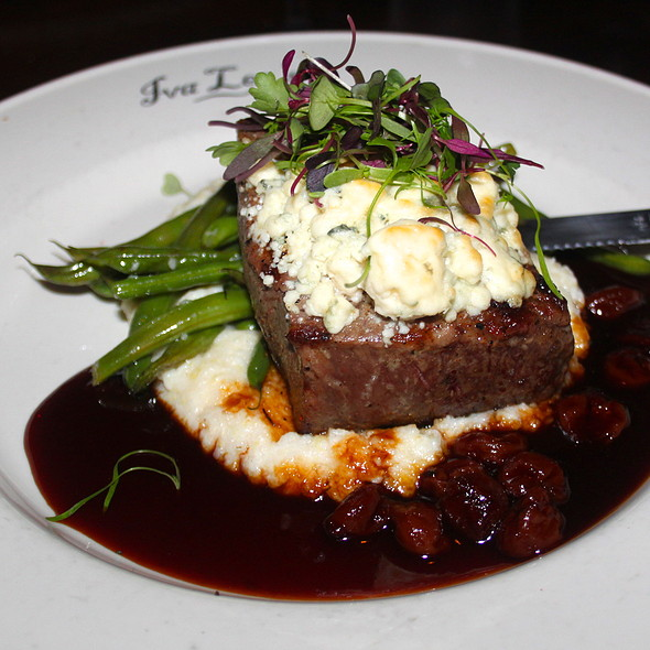 Manhattan Steak - Iva Lee's, San Clemente, CA
