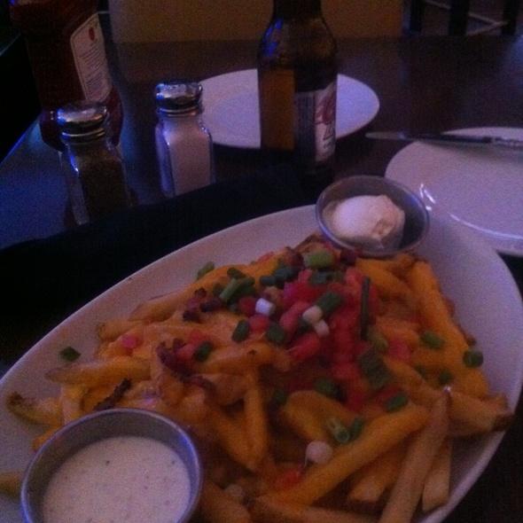 Cheesy Fries - Champions, Boston, MA