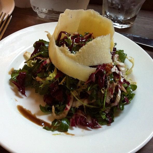 insalata di campo @ Delfina Restaurant