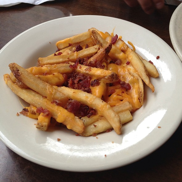 Cheese Fries with Bacon - Capitol City Brewing Company - Downtown, Washington, DC