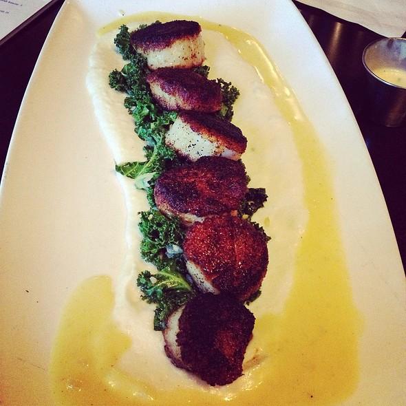 Scallops - Nolen Kitchen, Charlotte, NC
