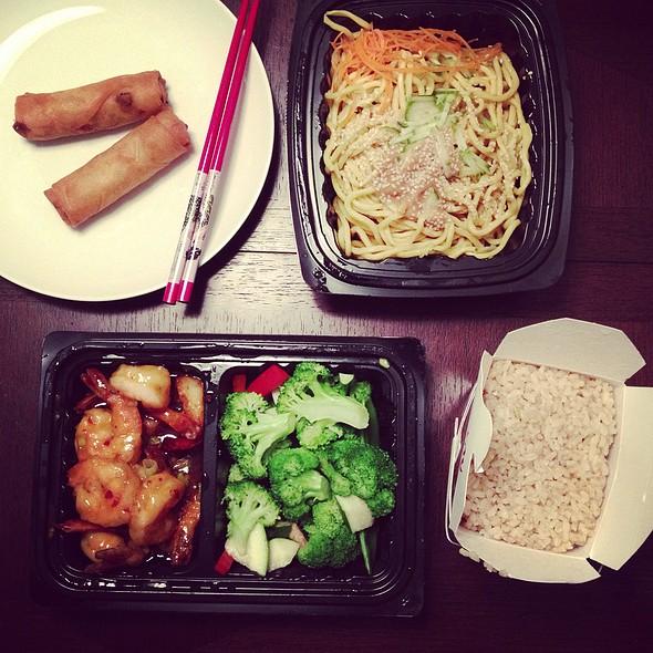 Chinese Food @ 88 China Bistro