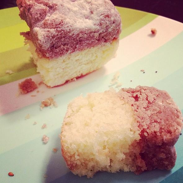 Crumb Cake @ Owen's Bagel & Deli Shop Inc