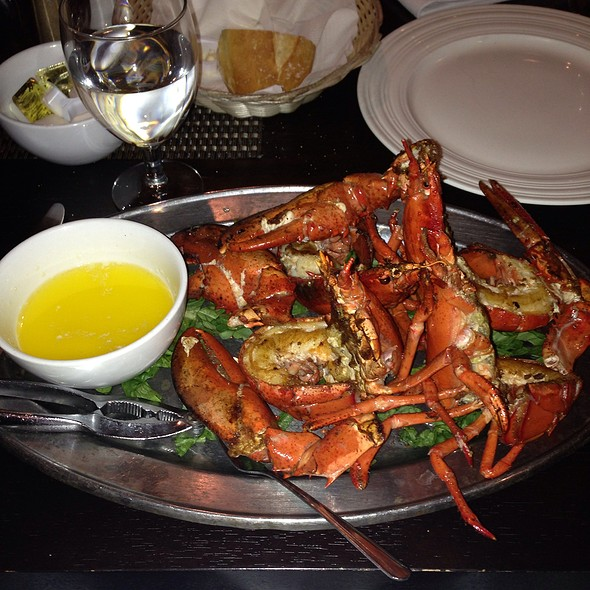 Grilled Twin Lobsters - Spanish Pavillion, Harrison, NJ