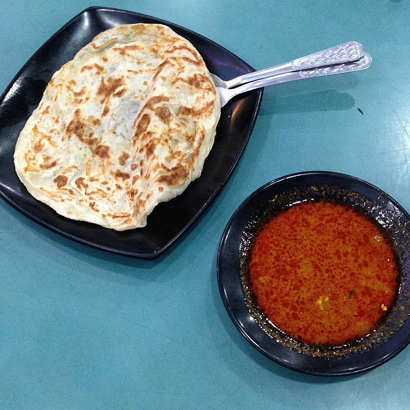 Roti Prata @ Al-Azhar Eating Restaurant