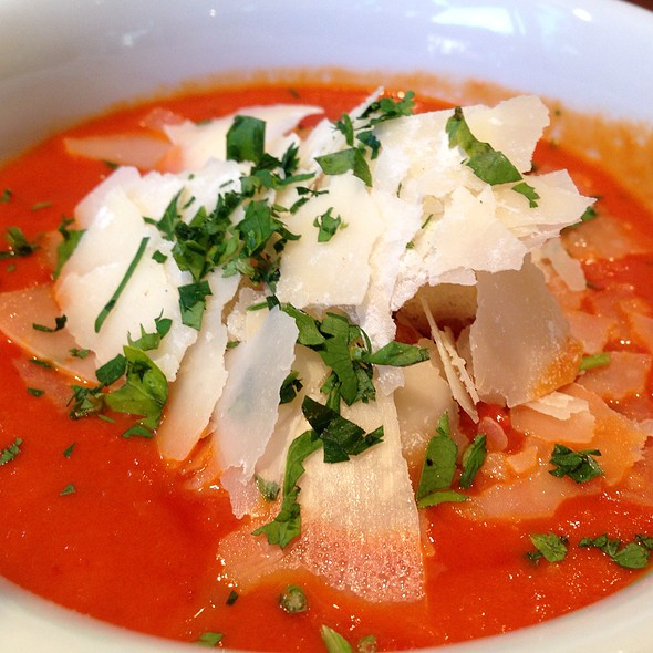 Tomato Basil Soup - North Italia – Austin, Austin, TX