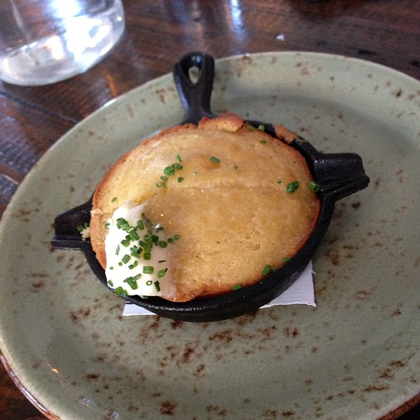 Cornbread @ Carriage House