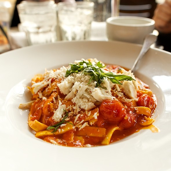 Housemade Pappardelle - The Hamilton Inn, Jersey City, NJ