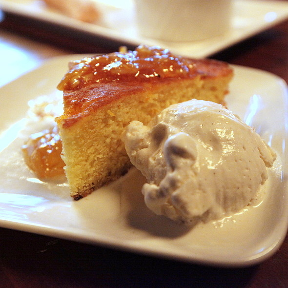 Bread Pudding @ Barcelona New Haven Llc