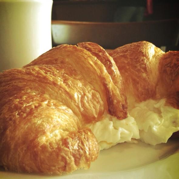 Breakfast Croissant @ Cafe Amrita